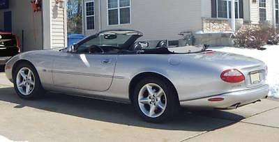 Jaguar : XK8 XK8 Super clean Jaguar XK8