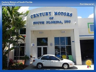 Saturn : S-Series NIADA Certified 1 Owner CarFax, Power Windows 1 owner clean carfax cd player power windows locks and mirrors cruise