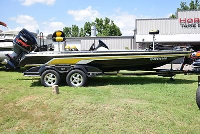 2008 SKEETER 20i with 250 Yamaha HPDI  VMAX 2