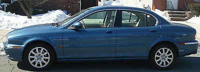 Jaguar : X-Type GARAGE KEPT! 2002 jaguar x type awd 1 owner 28 k orig htd seats rear sensors 6 cd wood trim
