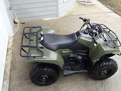 Suzuki : Other 2008 suzuki quad 4 wheeler