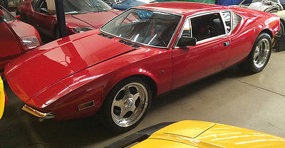 Other Makes : Pantera Coupe 1971 detomaso pantera
