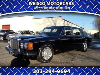 Bentley : Turbo R RL 1994 bentley turbo r long wheel base very hard to find