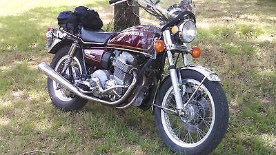Honda : CB Honda CB750A