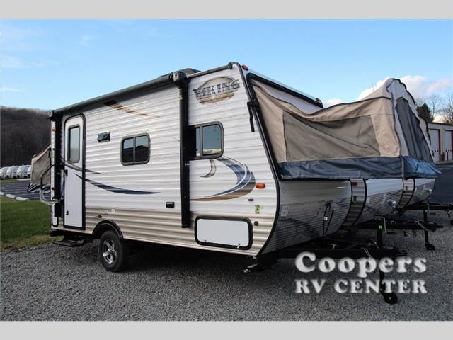 2016 Viking Viking Trailers 12RSST
