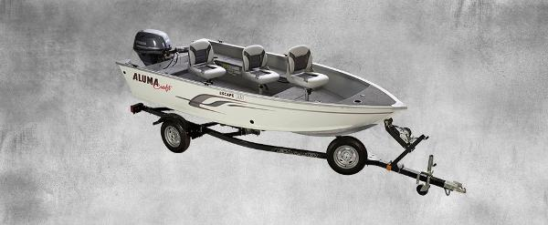 2015 Alumacraft Escape 165CS 11219