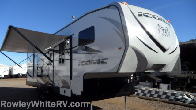 2017 Eclipse Recreational Vehicles Iconic by Attitude 3221CKG