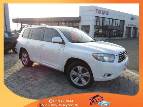 2008 Toyota Highlander 4 Door SUV