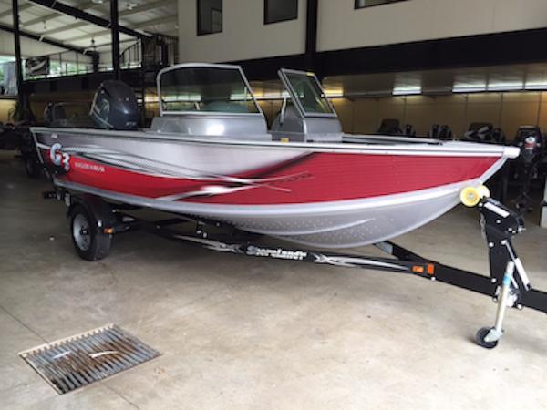 2015 G3 Angler V185SF