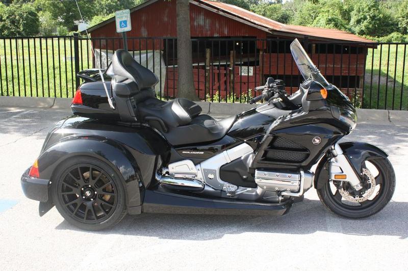 2015 Roadsmith Trikes HTS1800