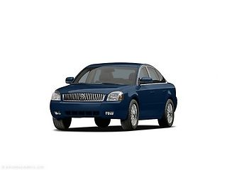 2006 Mercury Montego 4 Door Sedan