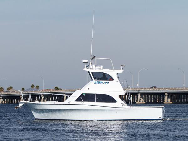 39' 1972 Ensign Flybridge Sportfish
