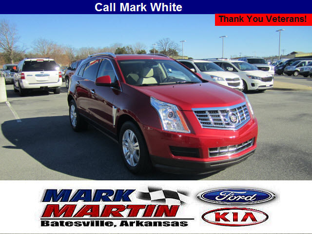 2013 Cadillac SRX Luxury Collection 4dr SUV Luxury Collection
