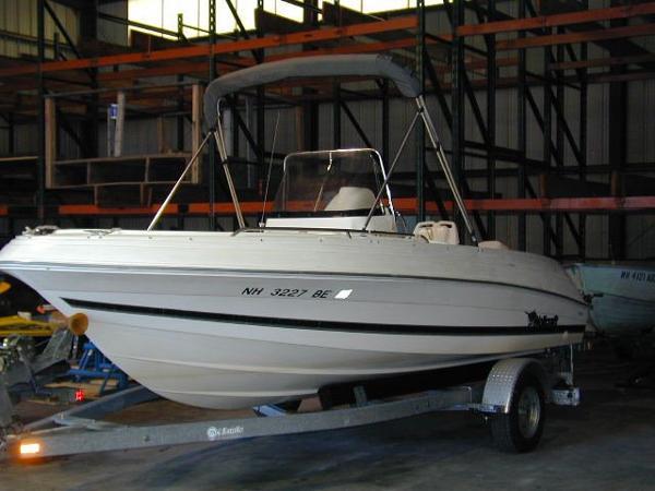 2000 Wellcraft 180 Fisherman   11781