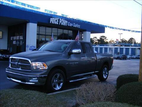 2011 Dodge Ram 1500 4 Door Crew Cab Short Bed Truck
