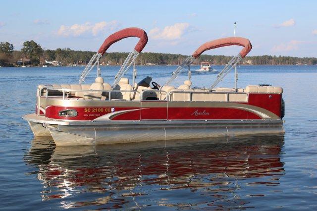 Custom Pontoon Boats For Sale