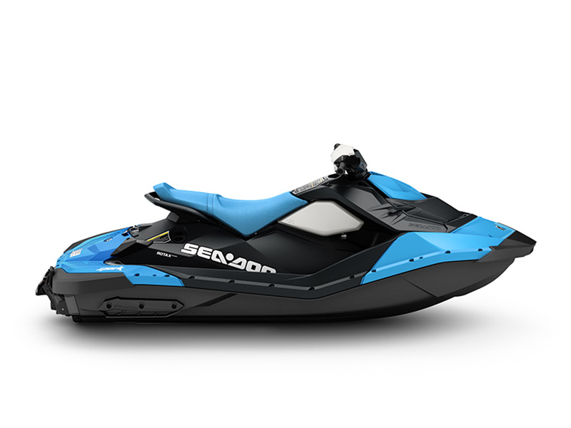 2016 Sea-Doo Spark 2-Up Rotax 900 HO ACE iBR & Conven