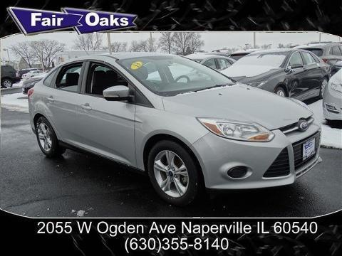 2013 Ford Focus 4 Door Sedan