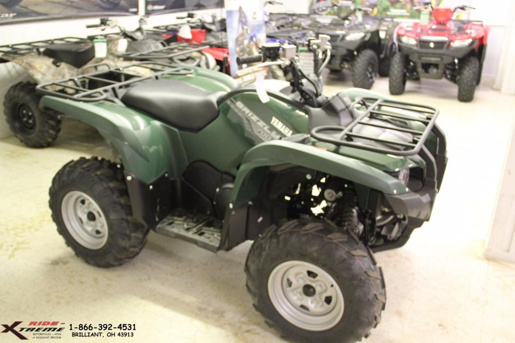 Yamaha grizzly 700 4x4 motorcycles for sale in brilliant ohio for Yamaha grizzly 700 for sale