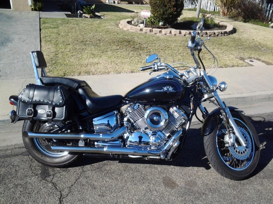 Cruiser motorcycles for sale in santa maria california for Yamaha santa maria