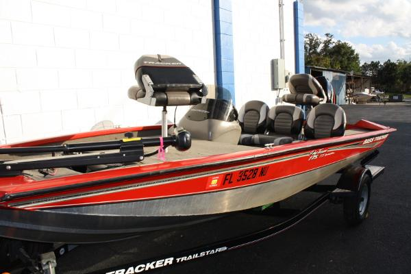 Bass Tracker Pro Team 175 Boats For Sale In Florida
