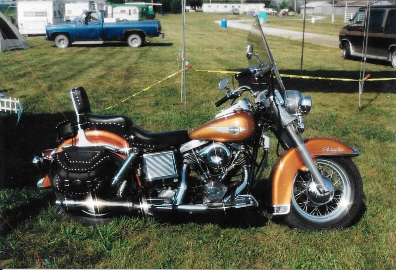 1974 Flh Motorcycles for sale