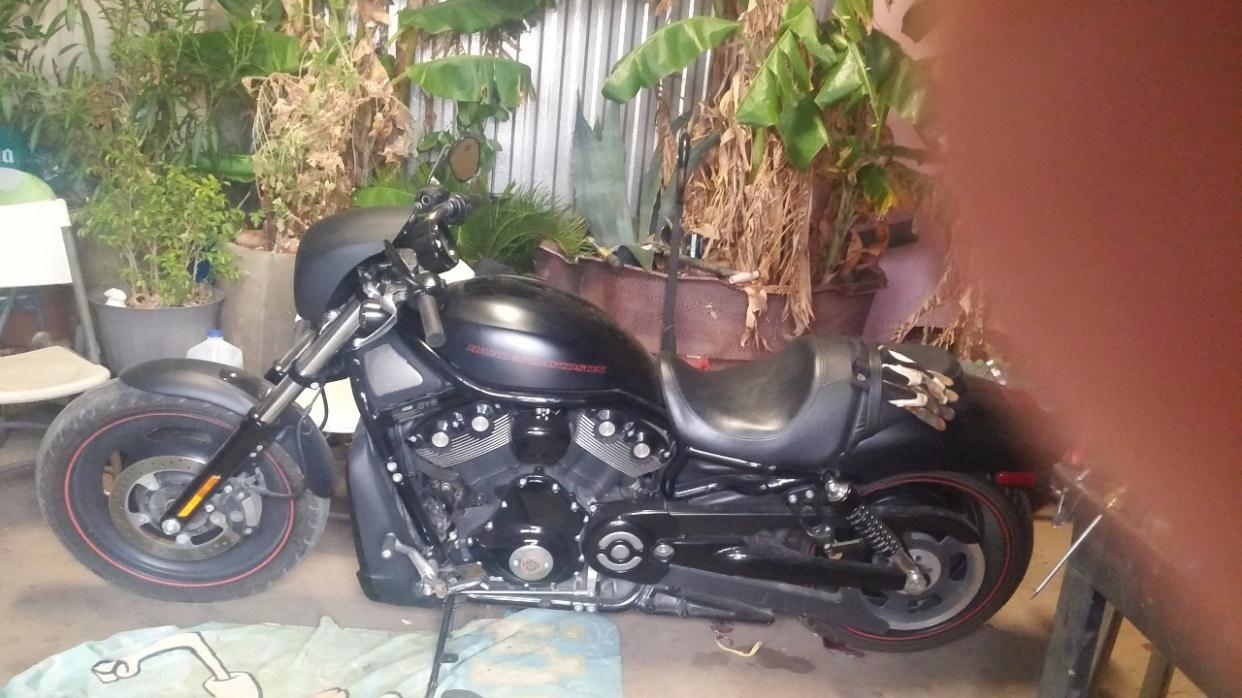 2008 Harley-Davidson V-Rod ANNIVERSARY EDITION