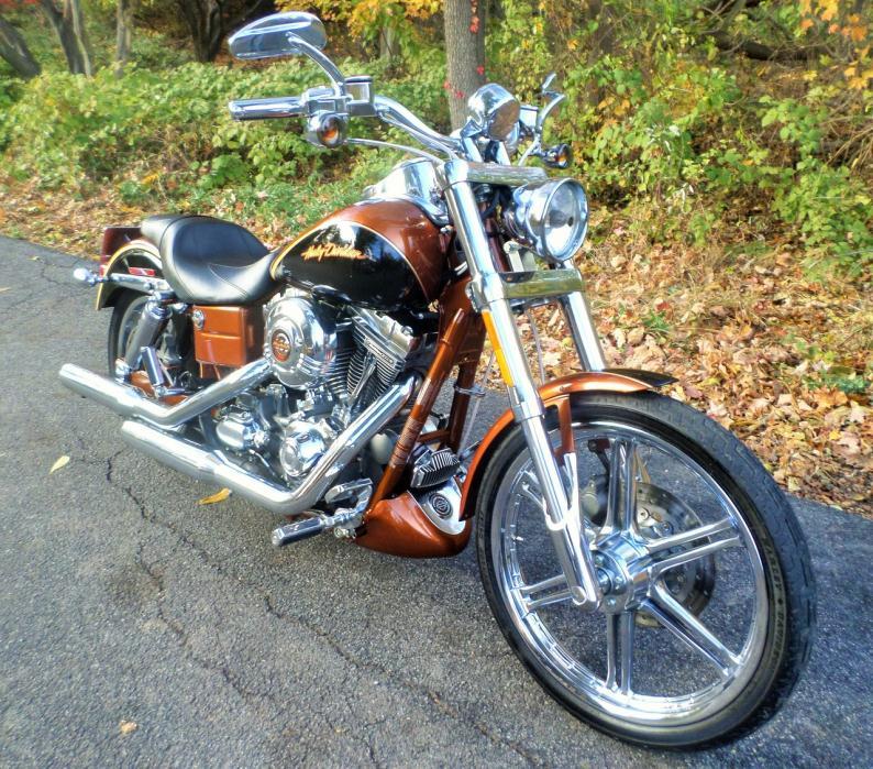 Harley Davidson Dyna Wide Glide Cvo Motorcycles For Sale