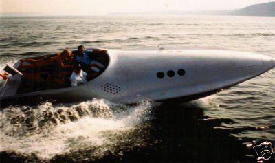 1992 PORSCHE Porsche Jet Boat