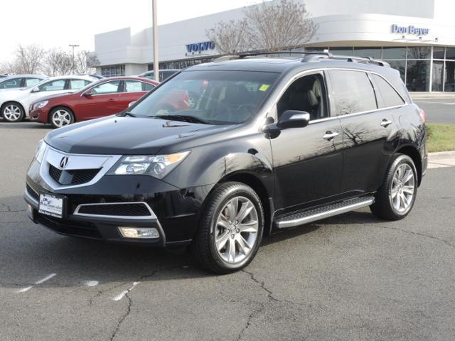 2013 acura mdx advance pkg cars for sale. Black Bedroom Furniture Sets. Home Design Ideas