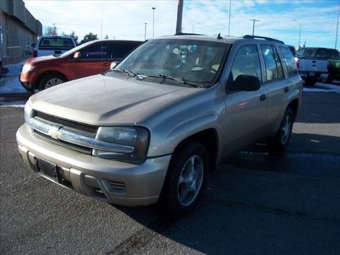 2007 Chevrolet TrailBlazer 4 Door SUV