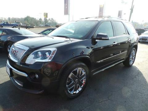 2011 GMC Acadia 4 Door SUV