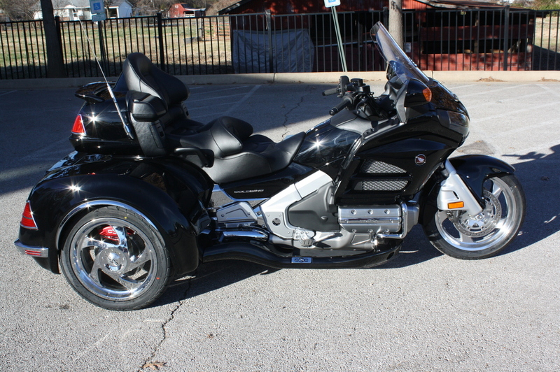 2005 California Sidecar HONDA GOLDWING
