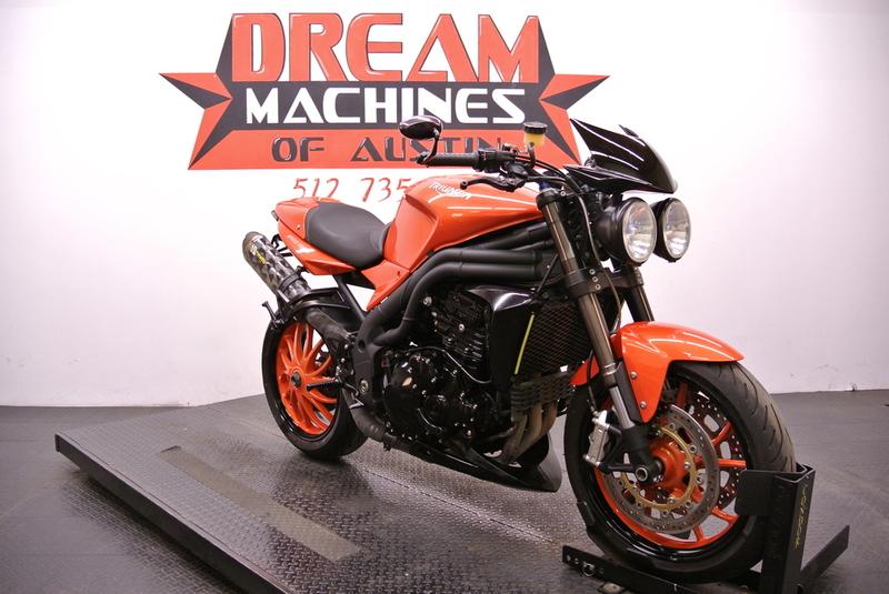 Triumph Street Triple Rx Abs Jet Black Motorcycles For Sale
