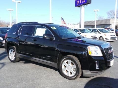 2013 GMC Terrain 4 Door SUV