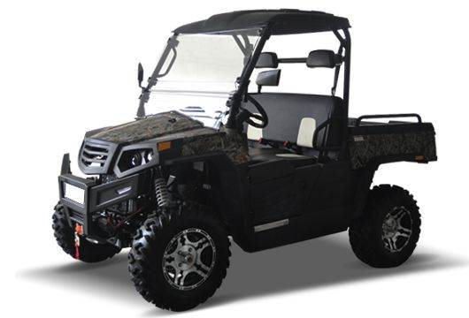 2012 Massimo Motor - Manufacturers MSU 700-4dr