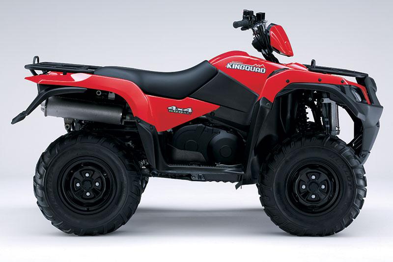 2014 Suzuki KING QUAD LT-A500XPL