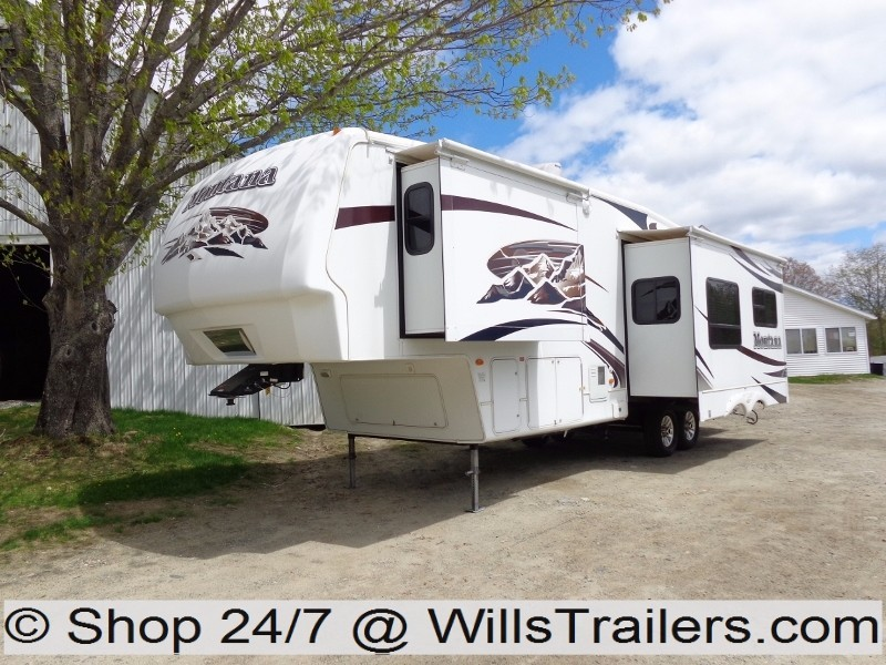 Keystone Montana 3075 Rl Rvs For Sale In Winthrop Maine