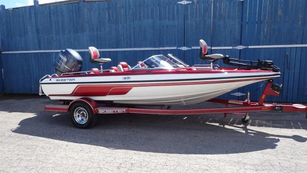2007 Skeeter SL 1900 Fish and Ski