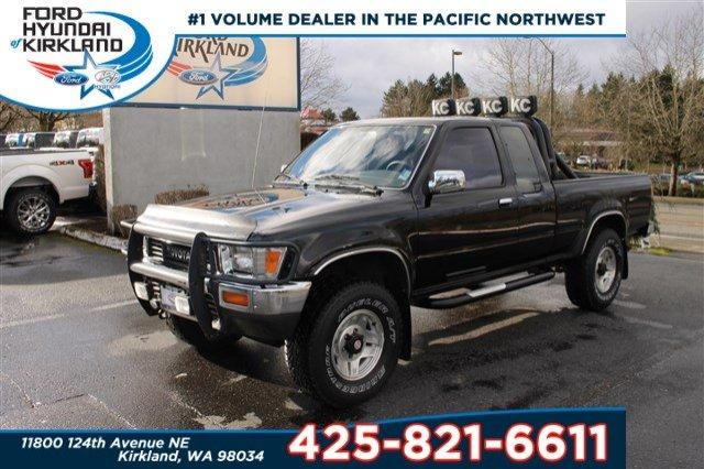 1990 Toyota 4wd Pickups