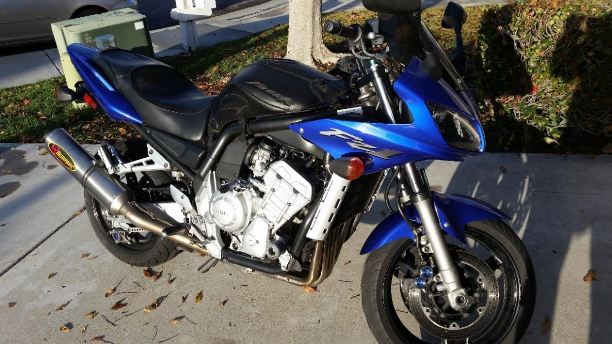 Yamaha fz1 motorcycles for sale in san diego california for San diego yamaha motorcycle dealers