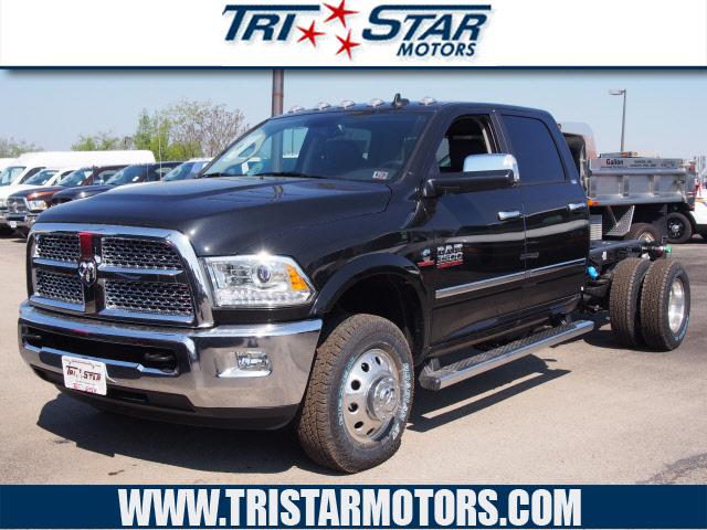2015 Ram 3500 Chassis Tradesman/Slt/Laramie