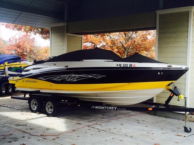 2011 Monterey M Series M3