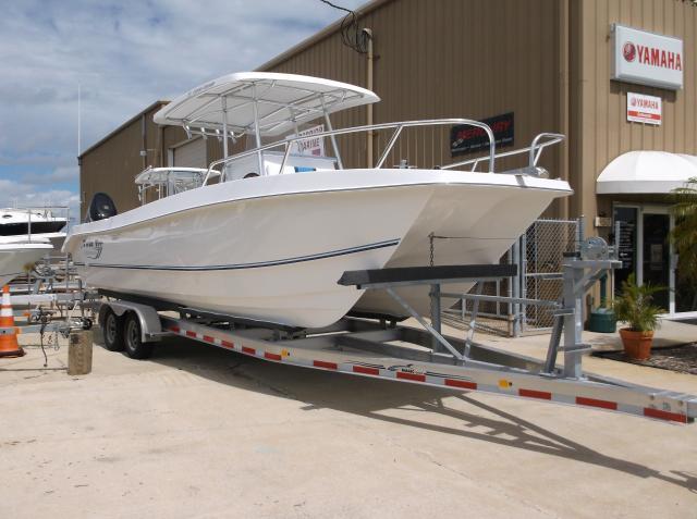 2016 Twin Vee Order Boat