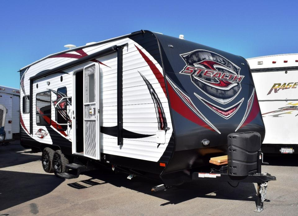 Forest River Stealth 2116 rvs for sale