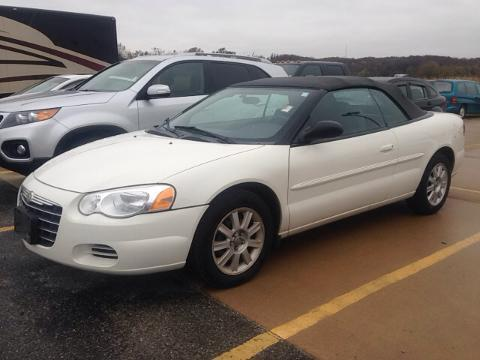 2005 Chrysler Sebring 2 Door Convertible