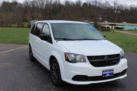 2015 Dodge Grand Caravan 4 Door Passenger Van