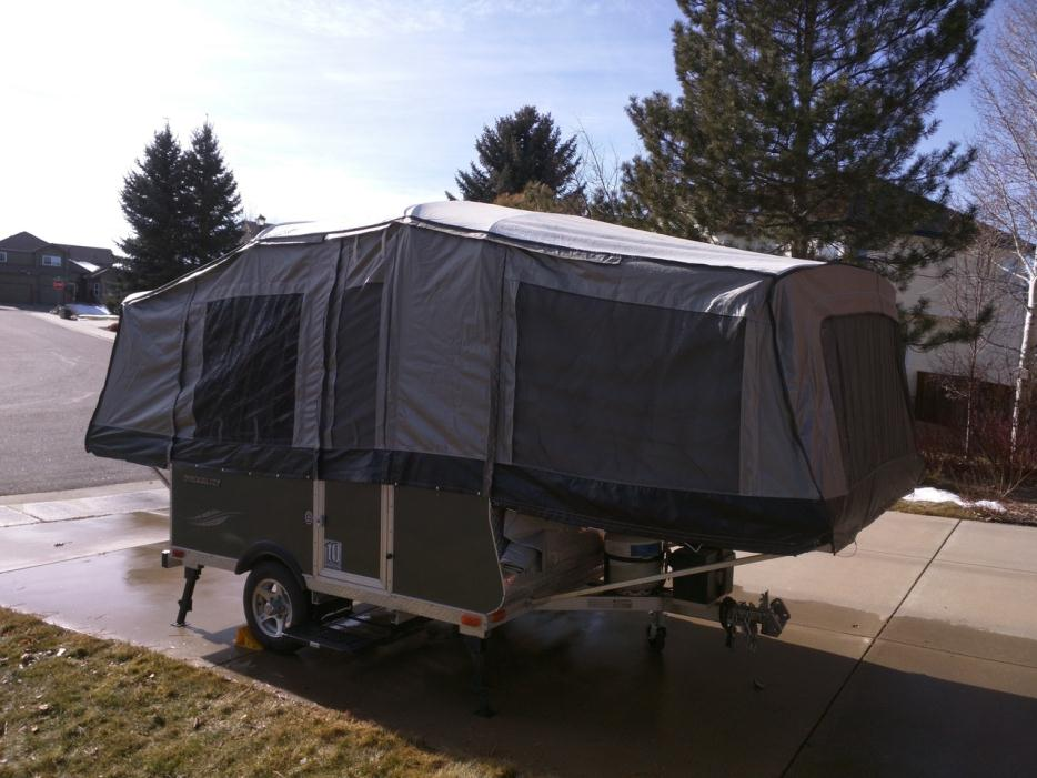 2013 Livin' Lite Quicksilver 8 . 1 Automotive Camper
