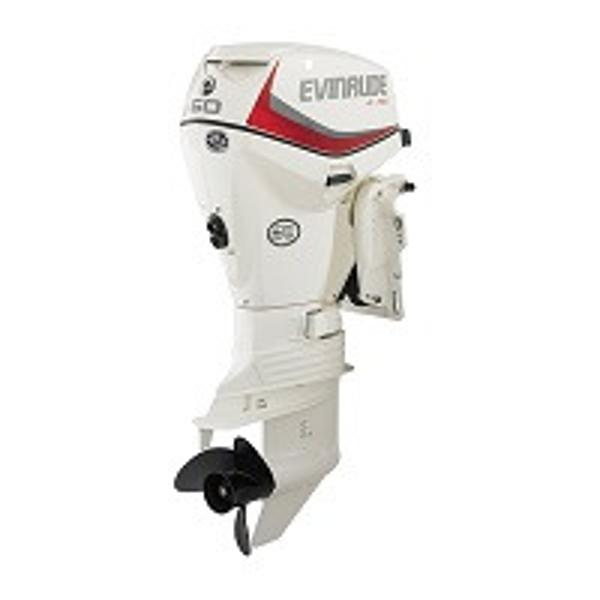 2015 EVINRUDE E60DSL Engine and Engine Accessories