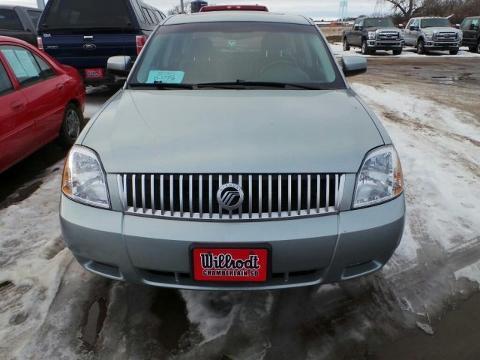 2006 Mercury Montego 4 Door Sedan